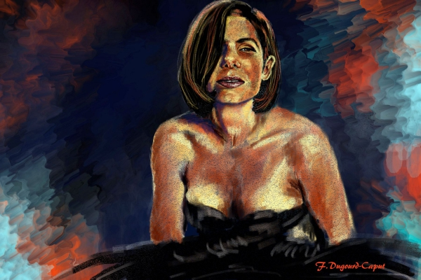 Sandra Bullock by franca64120